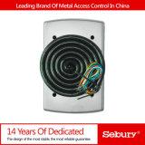 Control de acceso independiente de dos puertas del metal de la alta calidad