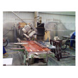 De Scherpe Machine van de rand voor de Marmeren Steen van het Graniet