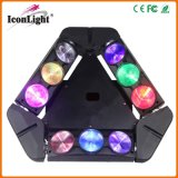 90W LCD Display Mini Spider LED Moving Head voor Disco