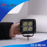 LED de iluminación del automóvil 20W CREE trabajo del LED luz del punto de luz