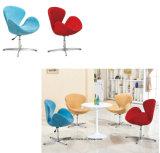 Singel Sitzleder-Konferenz-Sofa-Projekt-Büro-Möbel (UL-S319)