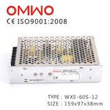 Bloc d'alimentation de commutation de la qualité Wxe-60s-24