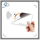 Karte der Belüftung-RFID Karten-125kHz RFID bedruckbar mit Seriennummer-Barcode
