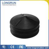 Anel-O de borracha resistente do silicone do petróleo elétrico
