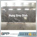 屋内装飾のための普及した中国の灰色の大理石の大きい平板