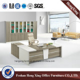 Meubles de bureau modernes L Tableau de bureau exécutif de gestionnaire de forme (HX-ET1410)