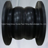 Coude de bride d'acier du carbone d'ajustage de précision de pipe