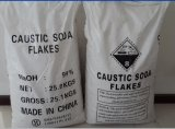 Éclaille de bicarbonate de soude caustique de 99%