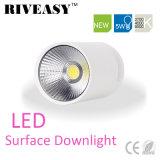 5W LED 옥수수 속 표면에 의하여 거치되는 Downlight 백색 LED 점화 SMD