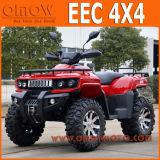 entraînement d'arbre de 3000W 4X2 Quadricycles électrique de service, Cuatriciclo