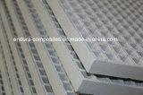 すべり止めの産業ガラス繊維の格子