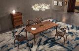 حديثة [نورديك] أسلوب جو خشبيّة كرسي تثبيت ومروع طاولة ([هك6913])