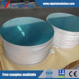 De Cirkel/de Schijf van het aluminium voor Non-Stick Cookware (Diepe Tekening/Geanodiseerd)