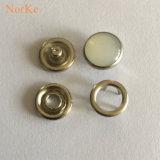 Кнопка кнопки Prong перлы в латунном пропуске качества все испытание