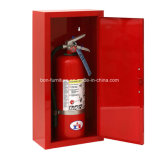 금속 단 하나 소화기 Cabient/6kg/Liter 화재 상자