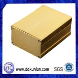 Caixa de alumínio de alta qualidade com uso do compartimento