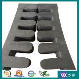 Gute Qualitätsprodukte weicher EVA-Schaumgummi mit gestempelschnittener Form