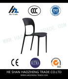 Los nuevos pies recreacionales plásticos de madera sólida de la silla - negro, blanco