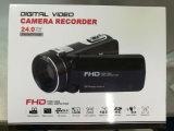 Gezoem Slimme Camcorder van de Camera van de Sport DV van de fabriek het Digitale 24MP 18X