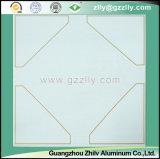 Knall-Metallarmstrong-polymerische Decken-Fliesen