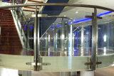 A segurança colorida curvou/dobrou o vidro laminado com Igcc/ISO9001/CCC