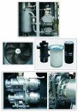20HP/15kw二重段階対ねじ回転式空気圧縮機