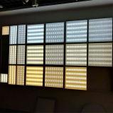 свет панели 110lm/W 3D СИД с специальным световым эффектом