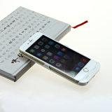 exemplo do carregador da caixa do telefone da bateria do carrinho 4200mAh para I6 mais