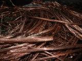 Fio de cobre >99.9% da sucata de Miberry com melhor preço