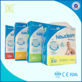 Superabsorption Softcare Baby-Windeln biodegradierbare Wegwerf-FDA Baby-Windel