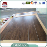 Low Price Maple Leaf Wood Color PVC Flooring Tile Covering