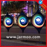 Bandiera promozionale di bianco LED Lattern per fare pubblicità