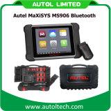 Le scanner diagnostique BT de véhicule initial de Maxisys Ms906 substituent la mise à jour Autel en ligne Maxisys Ms906 BT de détecteur de véhicule de Ds708 OBD OBD2
