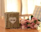 (BC-SF1009) Популярная Handmade естественная корзина цветка сторновки