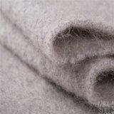 Tela mezclada de las lanas del moer y de las lanas con la mano lisa para el invierno