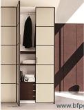Mobília articulada personalizada do quarto dos Wardrobes da porta