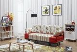 Base de sofá plegable tela fabulosa de la sala de estar