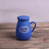 Kop van de Mok van de koffie de Ceramische, de Promotie Aangepaste Ceramische Koppen van het Embleem