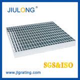 Сверхмощная стальная решетка с сертификатом ISO