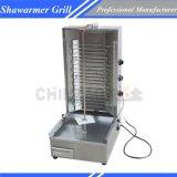 Máquina elétrica Kebab comercial de Shawarma da alta qualidade que faz a máquina grelhar Chz-890
