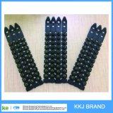 Color negro. 27 carga de la potencia de la tira del plástico 10-Shot S1jl 27 del calibre