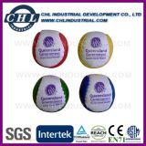 Promoção 5cm saco de couro ambiental do PVC Hacky de 2 painéis