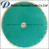 Blad Van keramische steen van de Diamant van de steen het Concrete Harde materiële Scherpe Cirkel