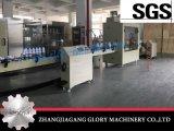 Máquina de rellenar cosmética automática en botellas