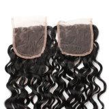 工場卸し売り人間の毛髪の拡張ブラジルのRemyの人間の毛髪