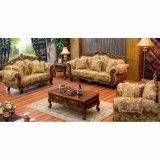 Houten Sofa Set voor Woonkamer Furniture (929X)