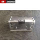 Parti di alluminio anodizzate metallo d'acciaio personalizzate