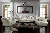 Sofá de cuero lleno European-Style (SBO-5929)