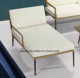 Salon en osier de jardin de meubles Sunlounge de salon extérieur neuf de 2017 Using le &Hotel de côté de syndicat de prix ferme