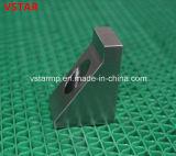 CNC da alta qualidade que faz à máquina a peça do aço inoxidável para a máquina